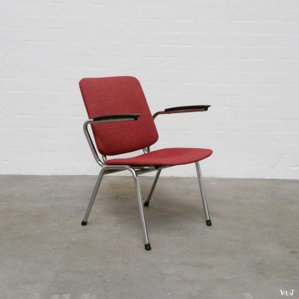 Jaren '60 buisframe fauteuil