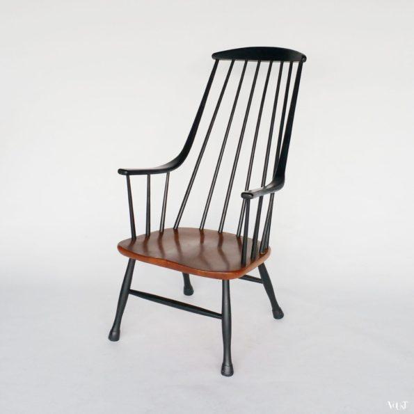 Grandessa stoel, Lena Larsson voor Nesto/Pastoe, jaren '50