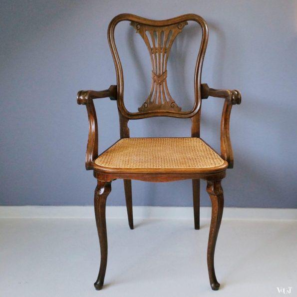 Thonet stoel nr. 1311, rond 1900