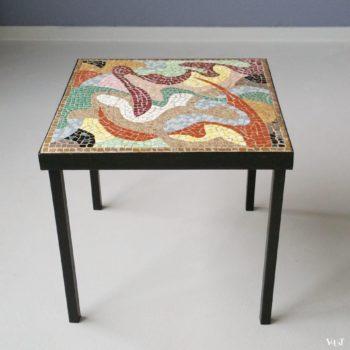 tafeltje mozaiek