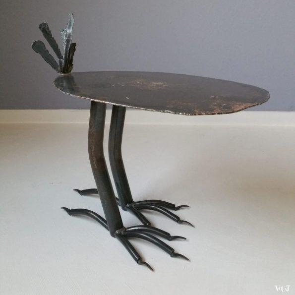 """Bijzettafel """"Kippie"""", Robert van Es voor Esline, 2013"""